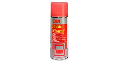 3M PHOTO MOUNT SPREY YAPIŞTIRICI 400 ML